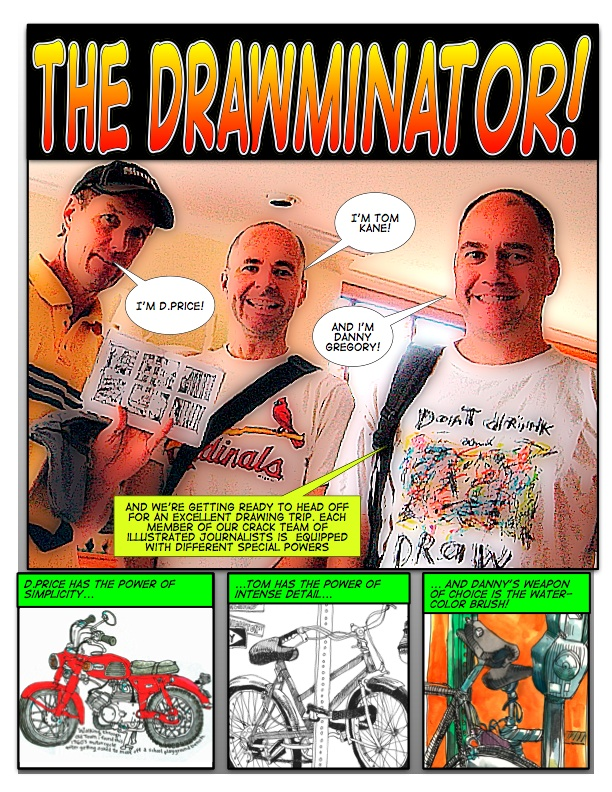 The Drawminator