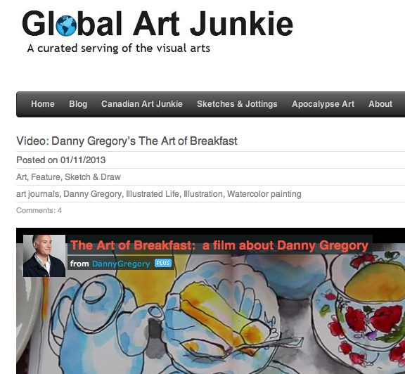 global art junkie