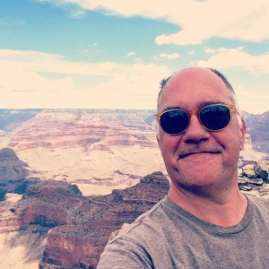 Me at the Grand Canyon.