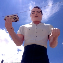 One of the RV giants of Hatch, NM.