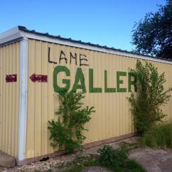 Marfa has many galleries. None are actually lame.