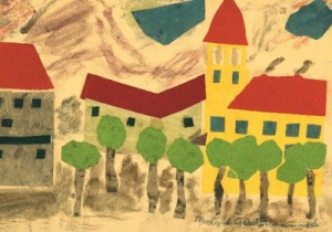 terezin kid art