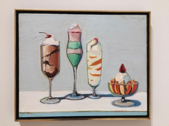 Wayne Thiebauld.