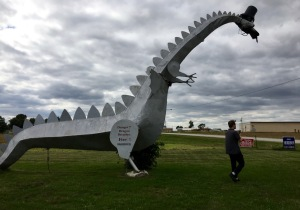 The Vandalia Dragon.