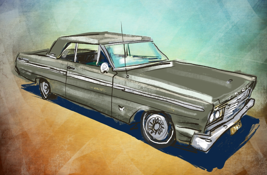 1965 Ford Fairlane – Danny Gregory