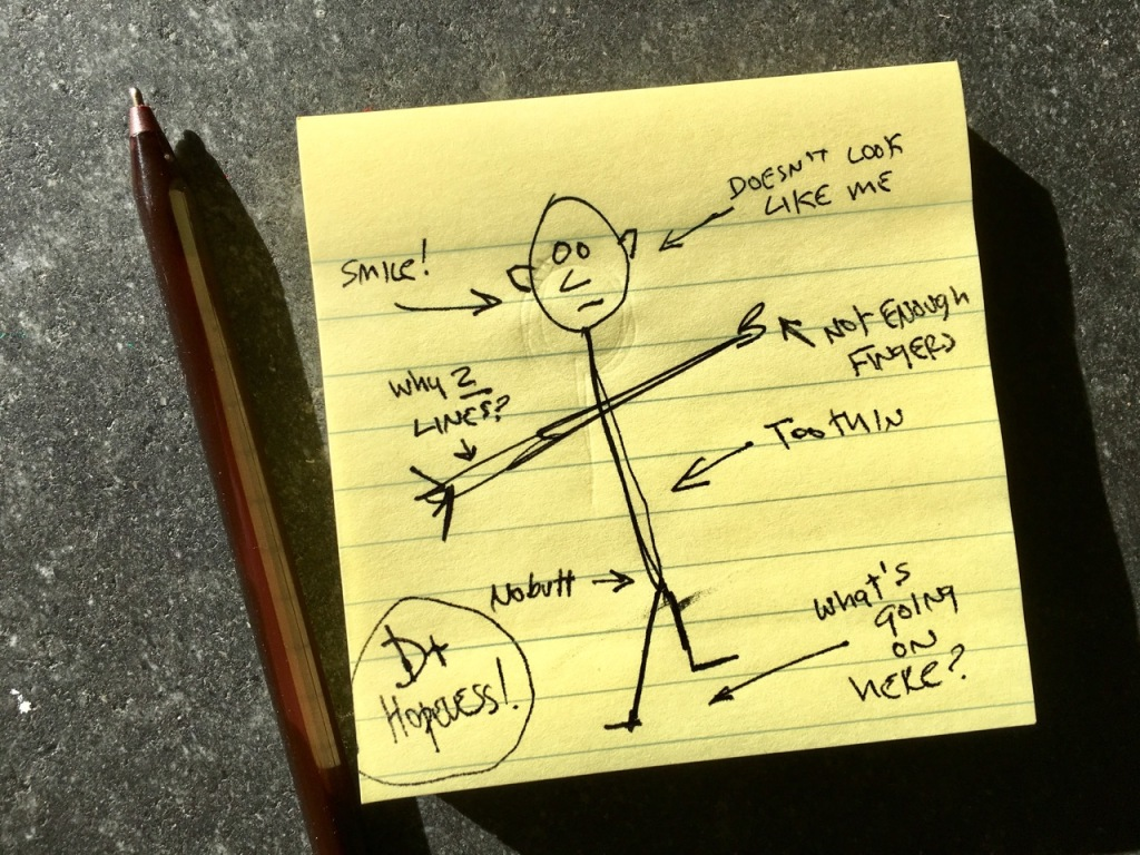 how to make learning to draw a whole lot easier danny gregory